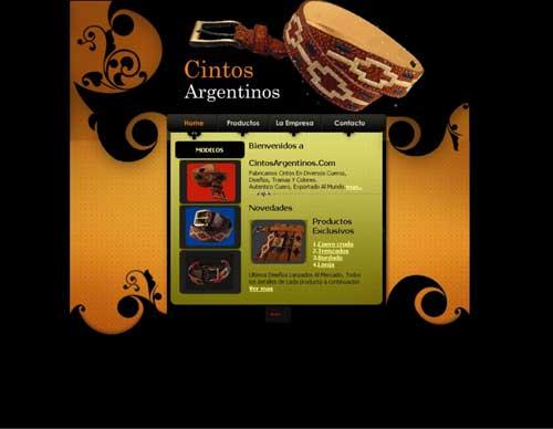 CINTOS ARGENTINOS